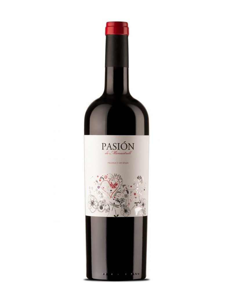Spanish Wine Pasion de Monastrell Alicante 2013 750ml