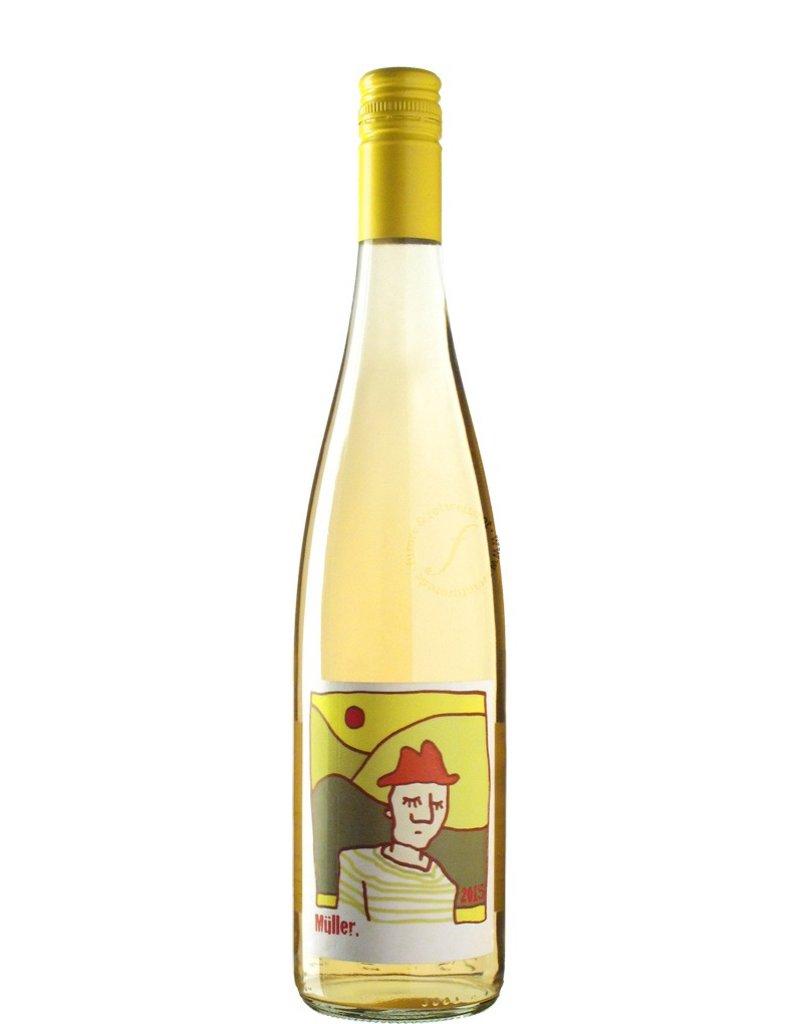 German Wine Enderle & Moll Muller. Baden 2015 750ml