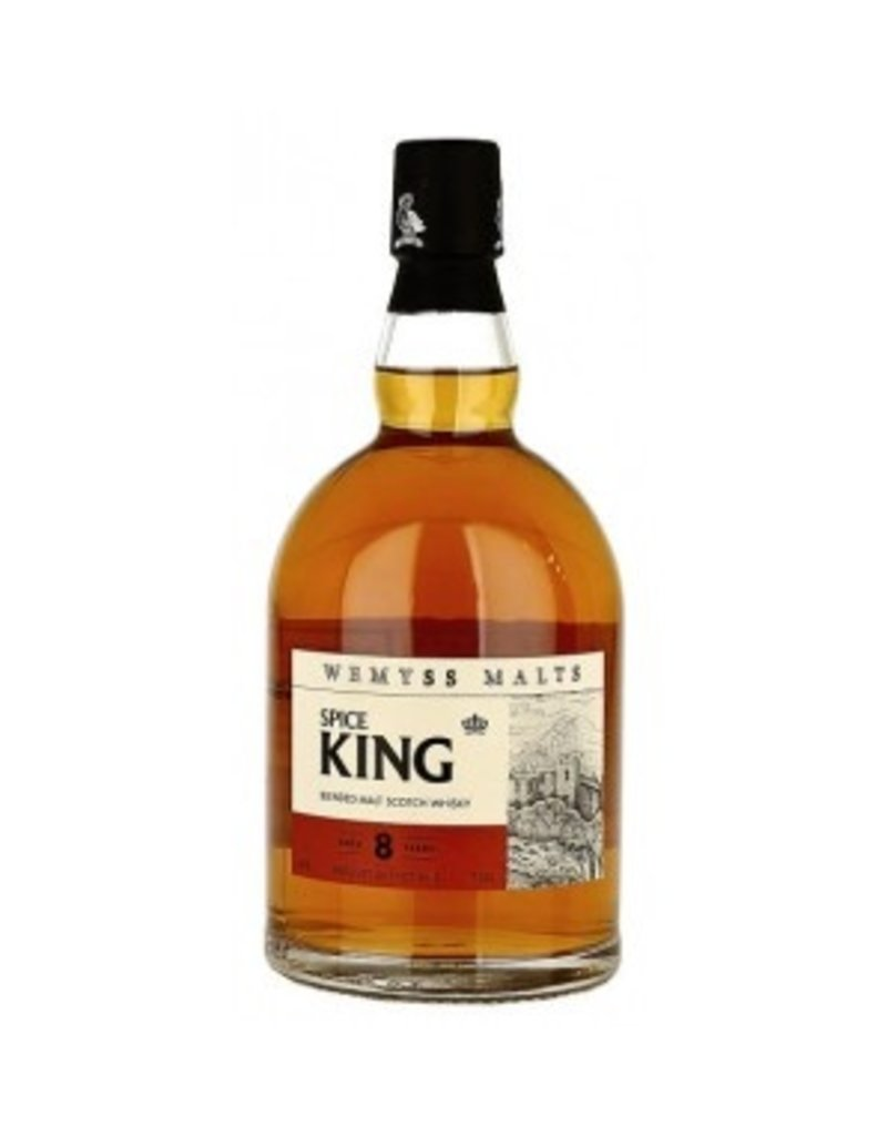 Scotch Wemyss Spice King 8 Year Old