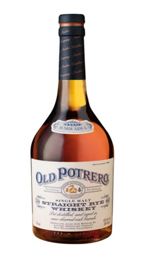 Rye Whiskey Old Potrero Straight Rye 10-SRW-ARM-L