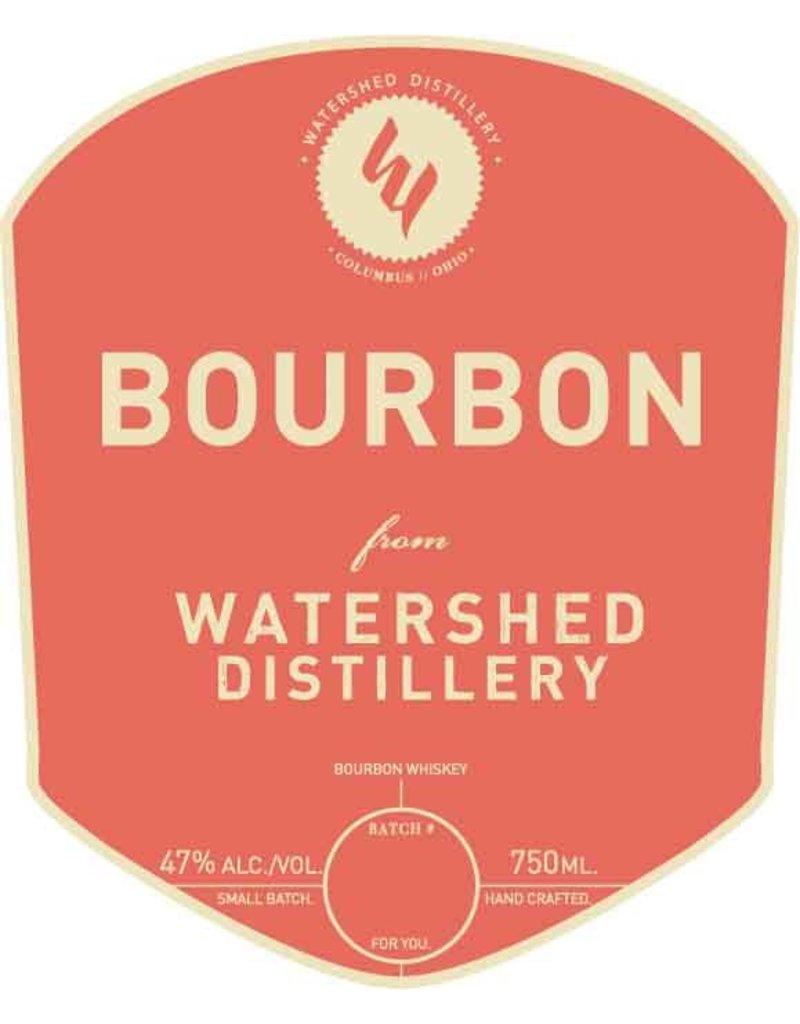 Bourbon Watershed Bourbon 750ml