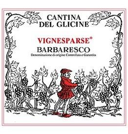 Italian Wine Cantina del Glicine Barbaresco Vignesparse 2013 750ml