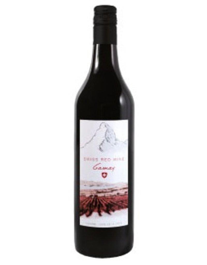 Swiss Wine Cave de la Cote Swiss Gamay 2014 750ml