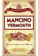 Vermouth Mancino Vermouth Rosso Amaranto 750ml