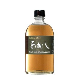 Asian Whiskey Akashi White Oak Single Malt 750ml