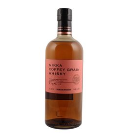 Asian Whiskey Nikka Coffey Grain Whisky 750ml