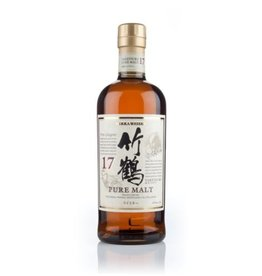 Asian Whiskey Nikka 17 Year Taketsuru Pure Malt 750ml