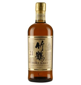 Asian Whiskey Nikka 21 Year Taketsuru Pure Malt 750ml