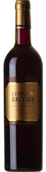 Dessert Wine L'Étoile Banyuls Grand Cru Vin Doux Naturel 2000 750ml