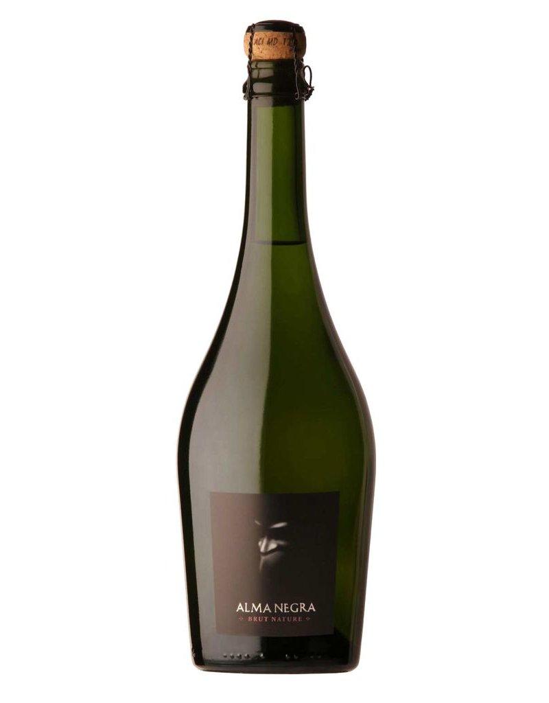Sparkling Wine Alma Negra Brut Nature Mendoza NV 750ml