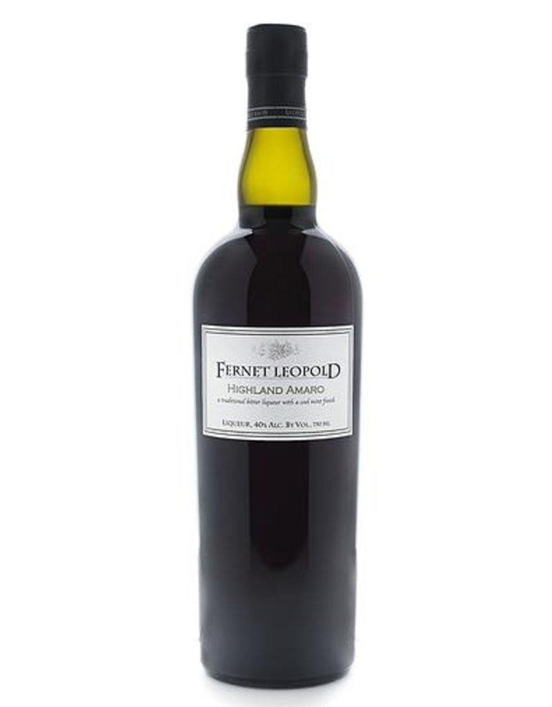 Liqueur Leopold Fernet 750ml