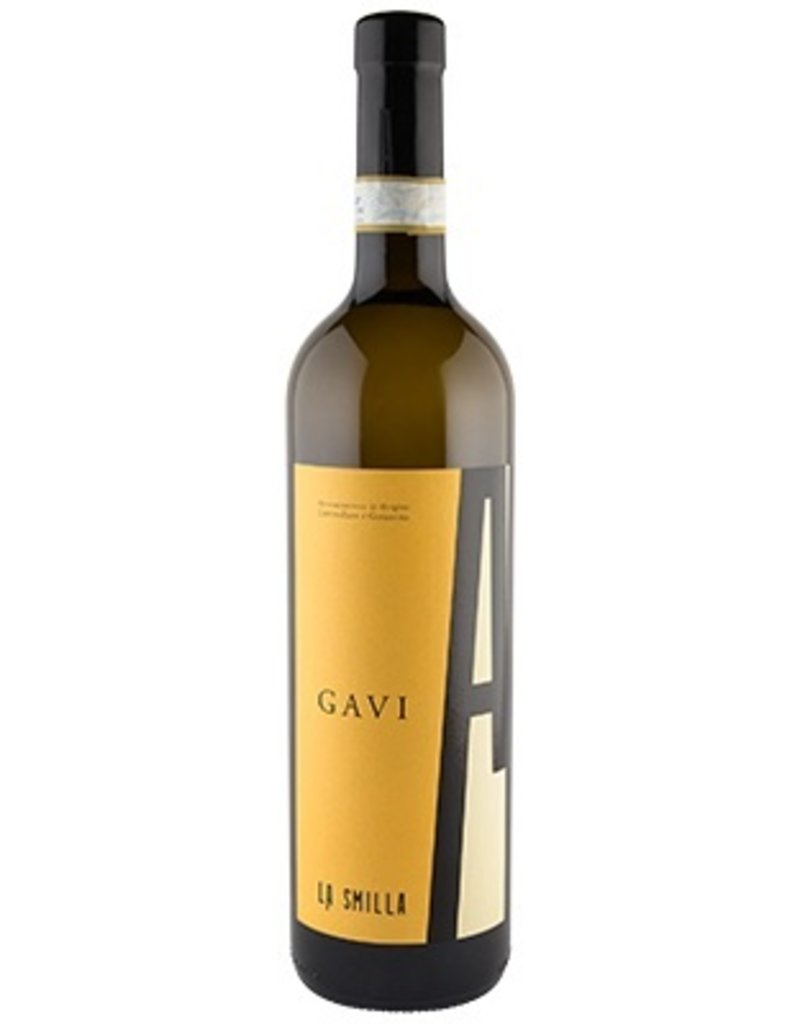 Italian Wine La Smilla Gavi 2015 750ml