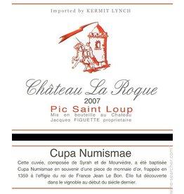 French Wine Château La Roque Pic Saint Loup Cupa Numismae 2012 750ml