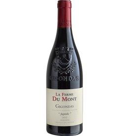 "French Wine La Ferme du Mont Gigondas ""Jugunda"" 2012 750ml"
