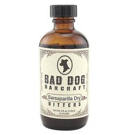 Bitter Bad Dog Sasparilla Dry Bitters 4oz