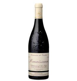 "French Wine Domaine Cristia ""Renaissance"" Chateauneuf-du-Pape 2009 750ml"