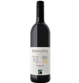 South African Wine Fairvalley Pinotage Western Cape 2014 750ml