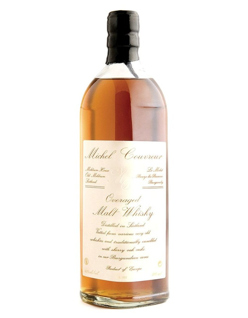 Whiskey Michel Couvreur Overaged Malt Whisky 750ml