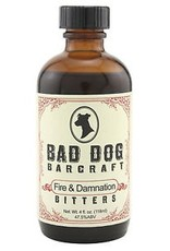 Bitter Bad Dog Fire and Damnation Bitters 4oz
