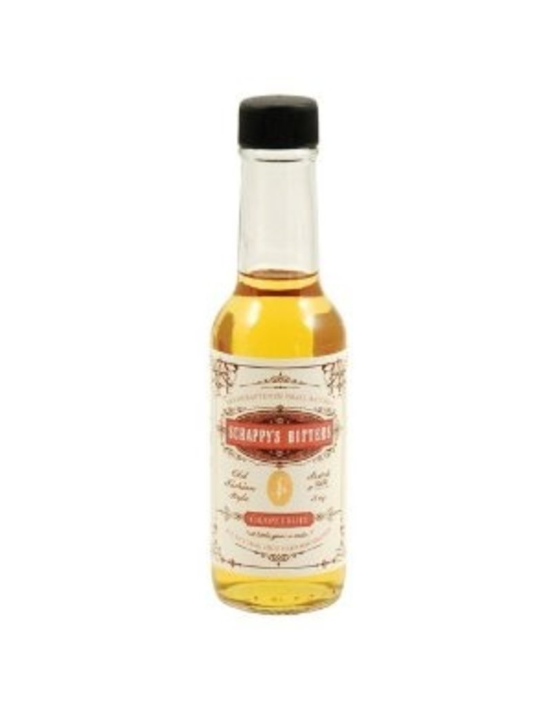 Bitter Scrappy's Grapefruit Bitters 5oz
