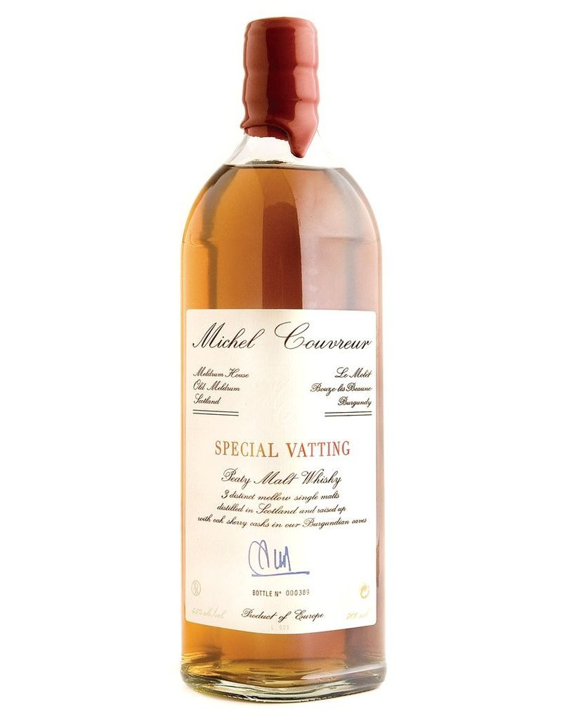 Whiskey Michel Couvreur Special Vatting Malt Whisky 750ml
