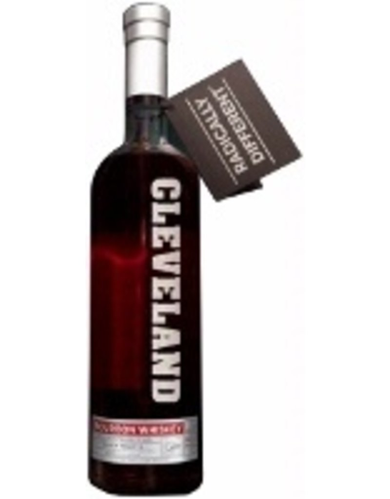 "Bourbon Clevelend ""Black Reserve"" Bourbon 750ml"