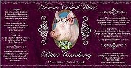 Bitter Sweetgrass Farm Cranberry Bitter 5oz