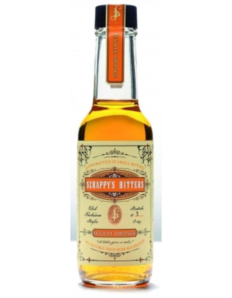 Bitter Scrappys Seville Orange Bitters 5oz