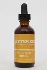 Bitter Bitter End Moroccan Bitters 2oz