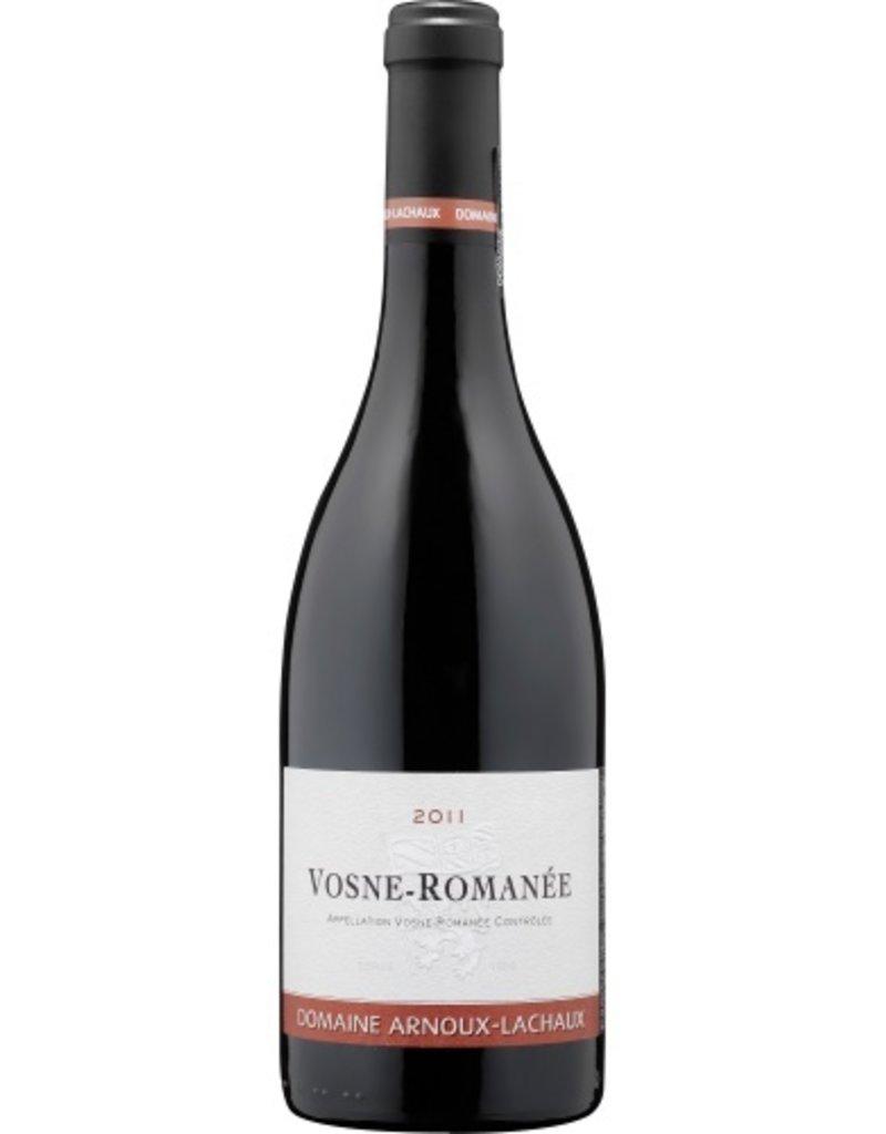 French Wine Domaine Arnoux-Lachaux Vosne-Romanée 2011 750ml