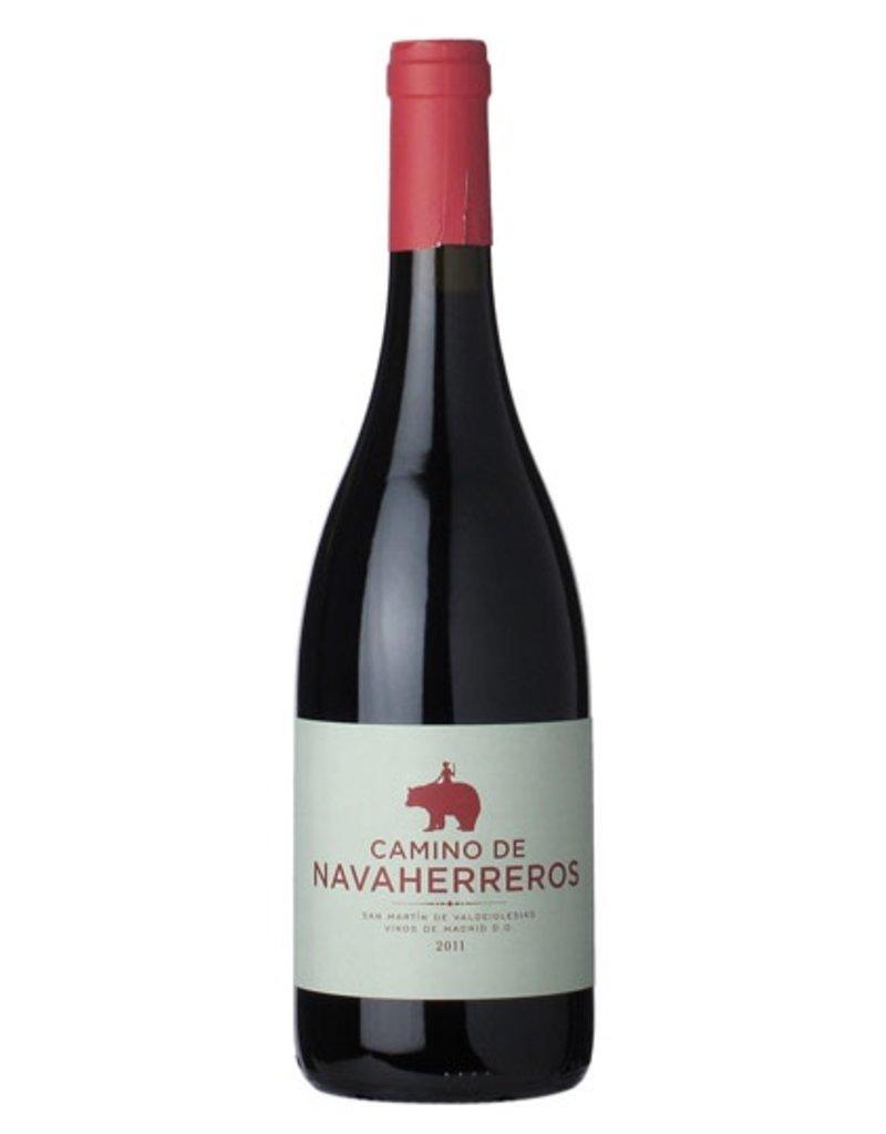 """Spanish Wine Bernabeleva """"Camino de Navaherreros"""" San Martin de Valdeiglasias Vinos de Madrid 2016 750ml"""