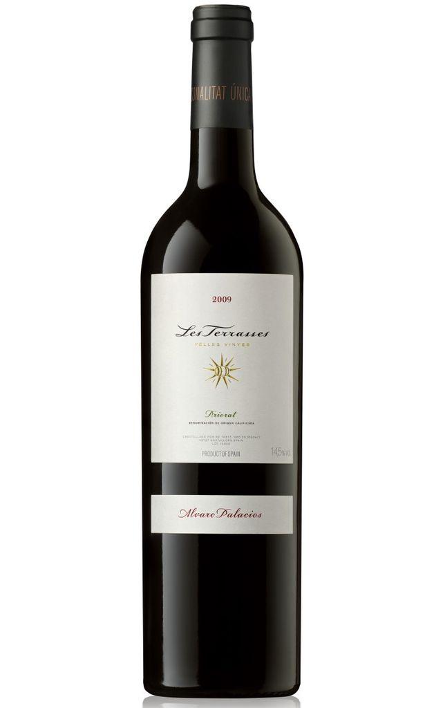 """Spanish Wine Alvaro Palacios """"Les Terrasses"""" Priorat 2015 750ml"""