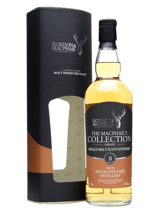 Scotch The MacPhail's Collection Highland Park 8 year 750ml