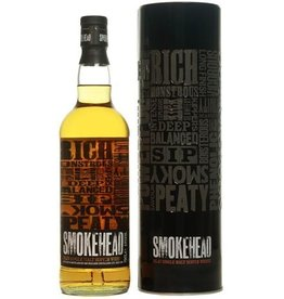 Scotch Smokehead Single Malt Scotch Whisky 750ml