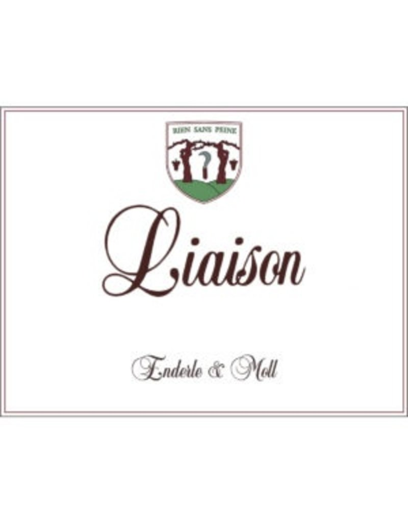 "German Wine Endrele & Moll ""Liaison"" Pinot Noir Baden Germany 2014 750ml"