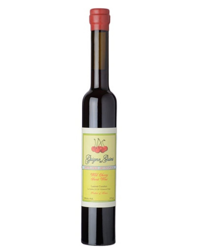 Liqueur Laurent Cazottes Wild Cherry Sweet Wine 375ml