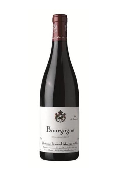 French Wine Bernard Moreau et Fils Bourgogne 2013/14 750ml