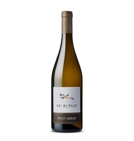 Italian Wine Ca' di Rajo Pinot Grigio 2015 750ml