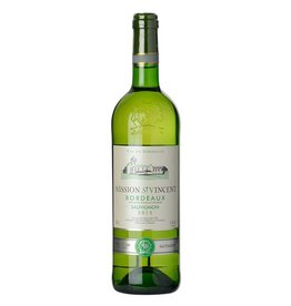 French Wine Mission Saint Vincent Bordeaux Blanc 2015 750ml