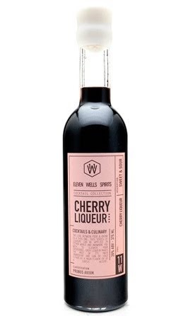 Liqueur 11 Wells Cherry Liqueur 375ml