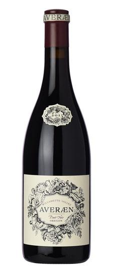 American Wine Averaen Pinot Noir Willamette Valley 2016 750ml