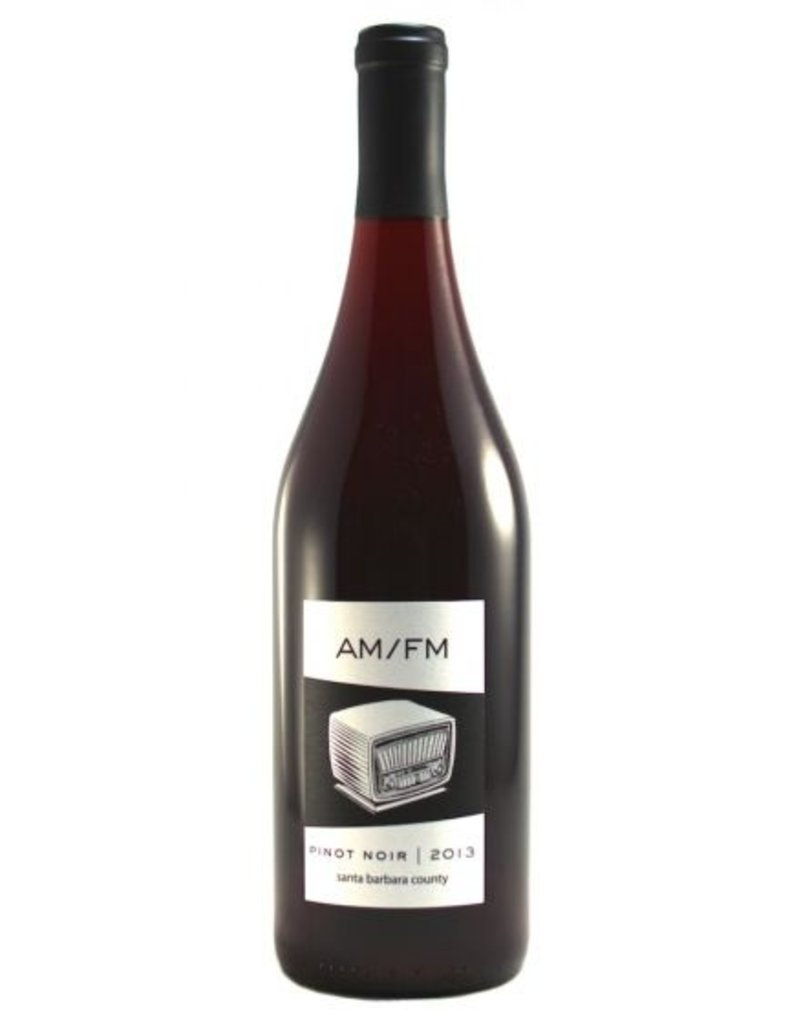 American Wine AM/FM Pinot Noir Santa Barbara County 2013 750ml