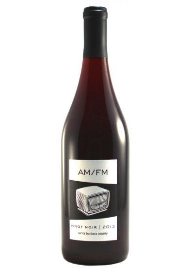 American Wine AM/FM Pinot Noir Santa Barbara County 2013 750ml