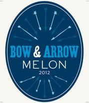 """American Wine Bow & Arrow """"Melon"""" Melon de Bourgogne Johan Vineyard Willamette Valley 2015"""