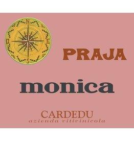 "Italian Wine Cardedu ""Praja"" Monica di Sardegna 2016 750ml"