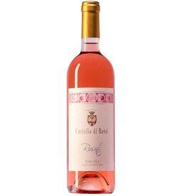 Italian Wine Castello di Bossi Rosato Tuscana 2016 750ml