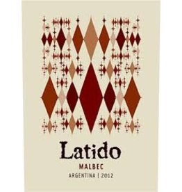 "South American Wine Qaramy ""Latido"" Malbec Valle de Uco Mendoza 2014 750ml"