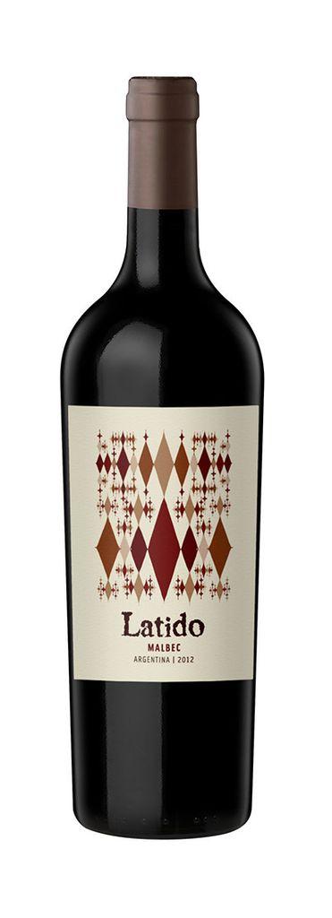 """South American Wine Qaramy """"Latido"""" Malbec Valle de Uco Mendoza 2014 750ml"""