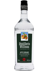 Brandy Willisauer Apflerbrand Pomme Pure Apple Eau-De-Vie Switzerland One Liter