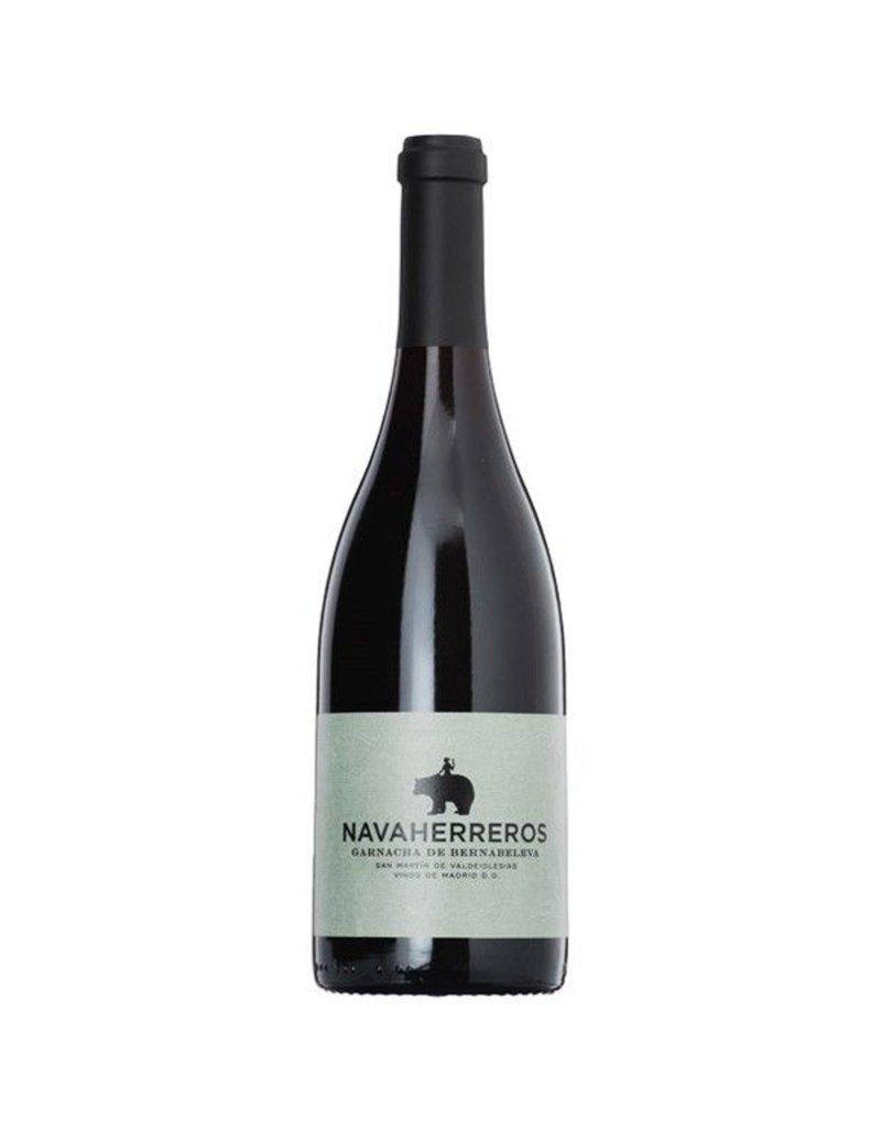 "Spanish Wine Bernabeleva ""Navaherreros"" San Martin de Valdeiglesias Vinos de Madrid 2014 750ml"
